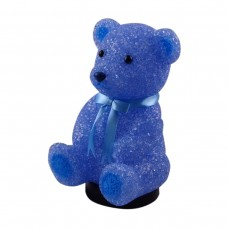 EVA Lamp Blue Bear
